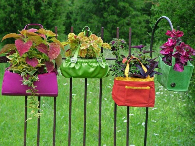 Kreative Ideen Upcycling Damentaschen