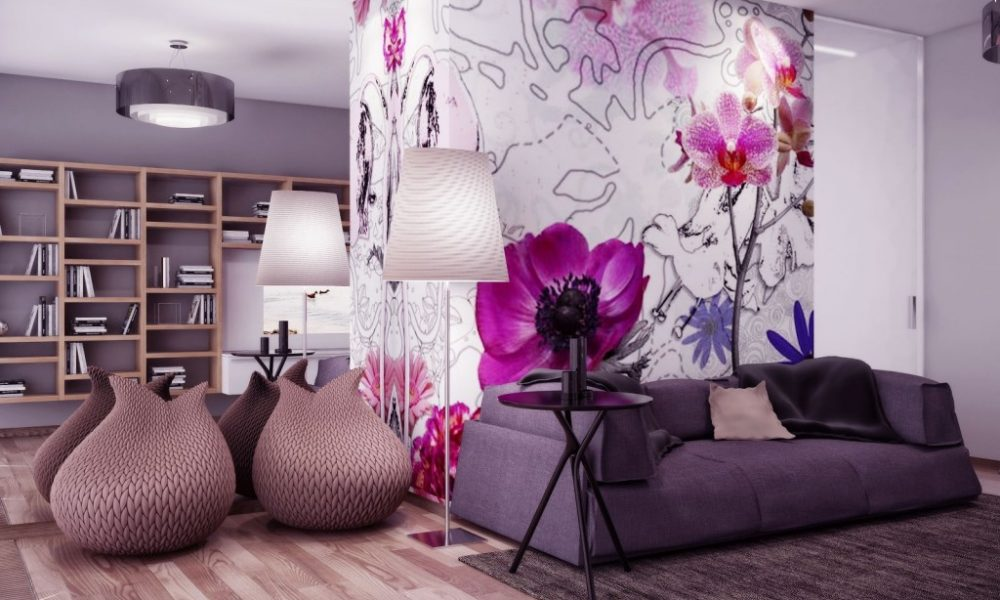 wandgestaltung wohnzimmer 20 attraktive ideen f r stilvolles wohnzimmer ambiente m bel. Black Bedroom Furniture Sets. Home Design Ideas