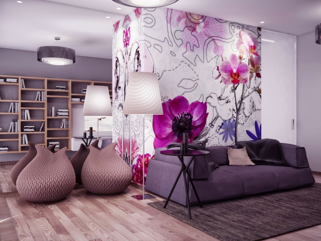 Wandgestaltung_wohnzimmer