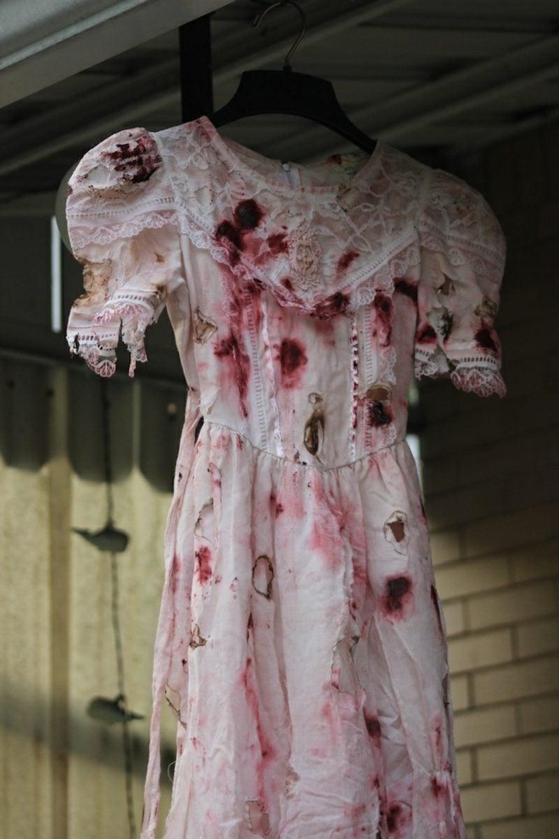 Halloween Kostüm Damen Zombie DIY