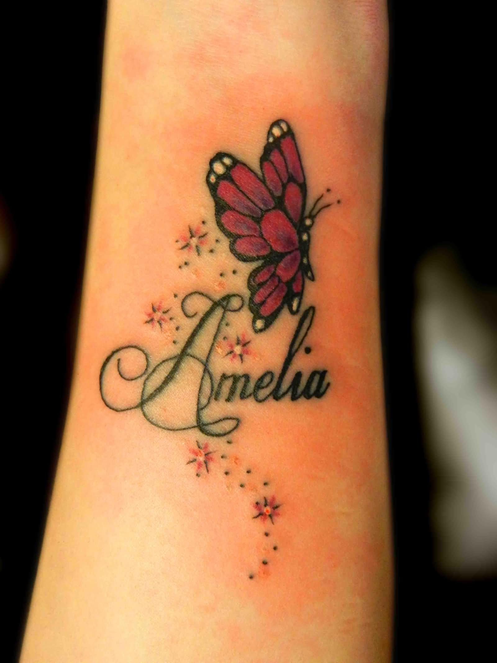 Amelia zur Liebe