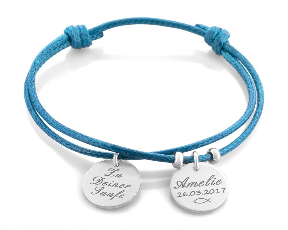Taufgeschenke - Personalisiertes Armband