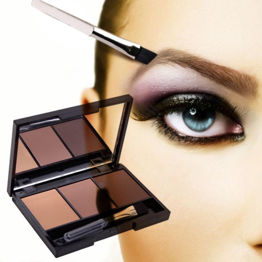Augenbrauenfarbenset für das schnellste Färben