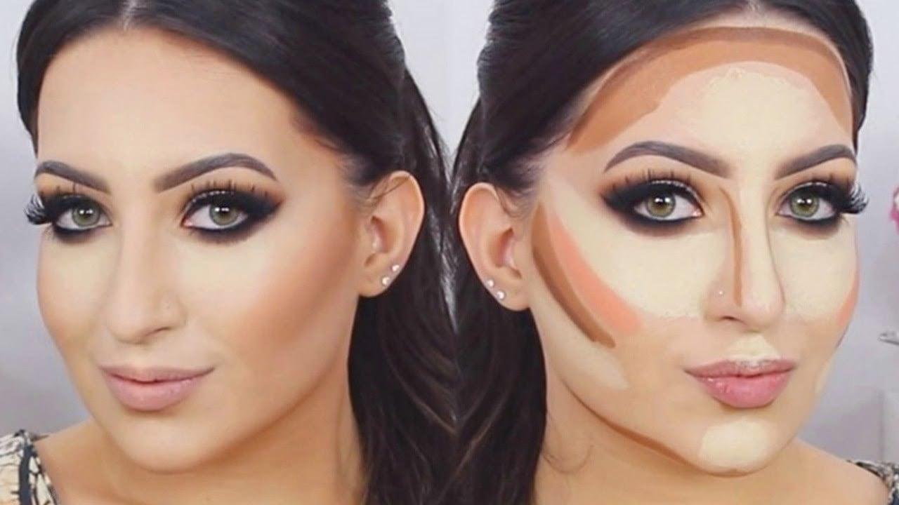Verändern Sie Ihre Gesichtszüge mit wenigen Bewegungen