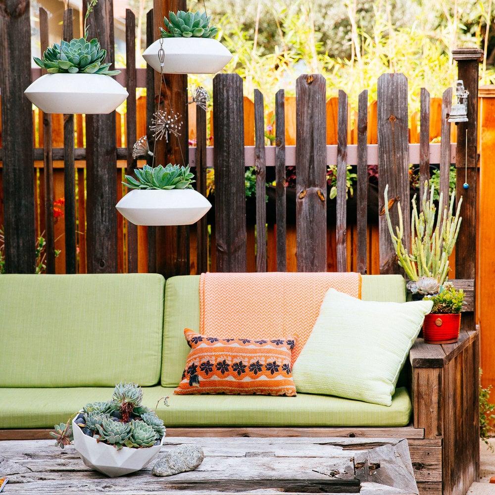 Die Entspannungsecke im eingenen Garten