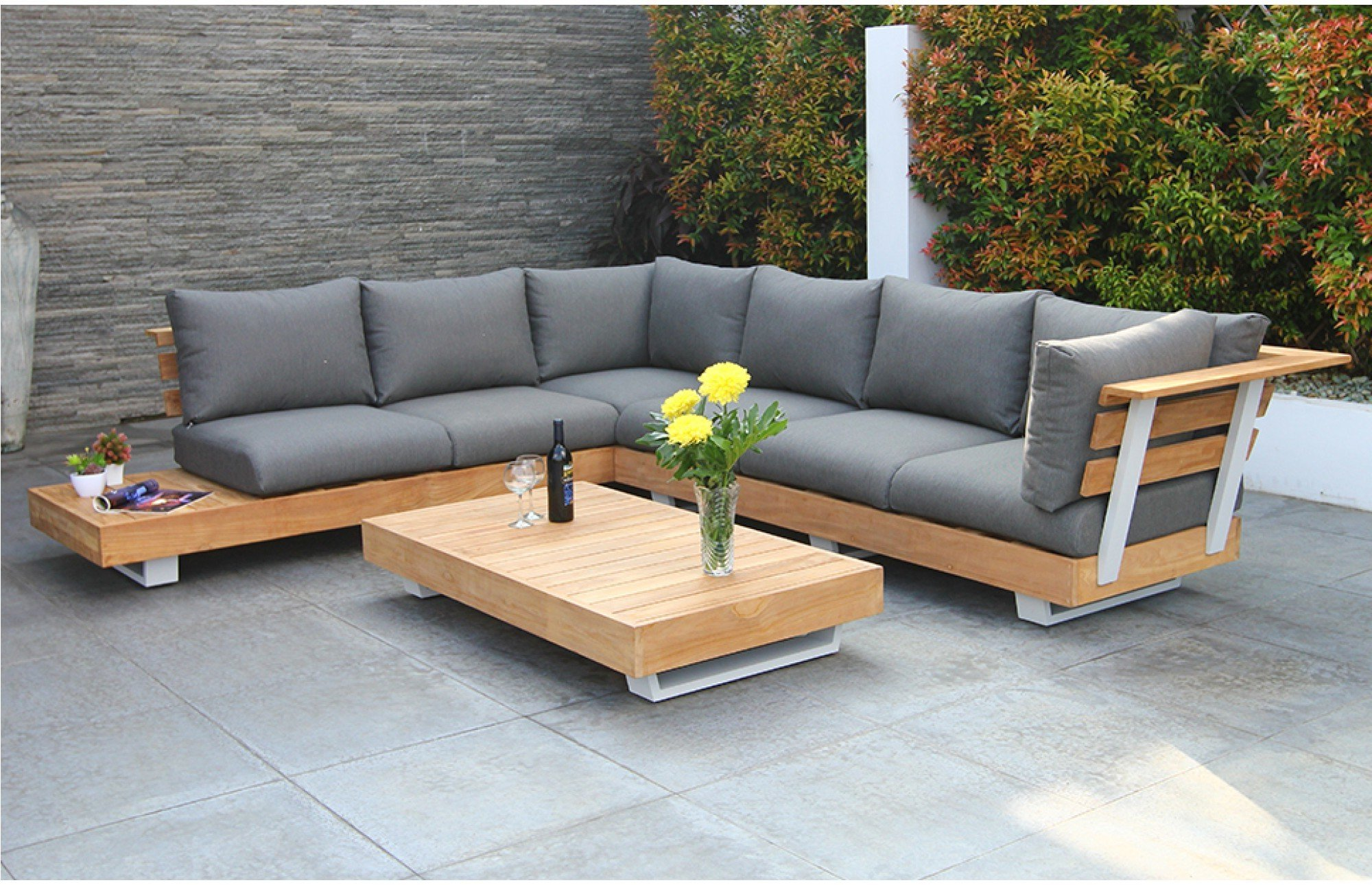 balkon lounge selber bauen. Black Bedroom Furniture Sets. Home Design Ideas