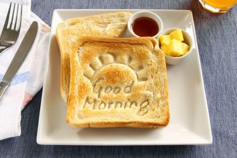 tolle guten Morgen Bilder Frühstück