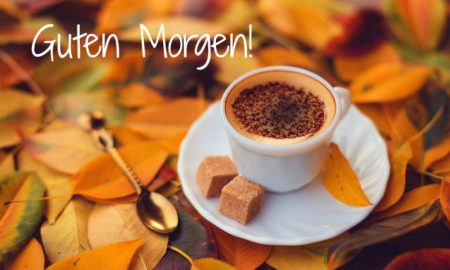 die besten guten Morgen Bilder Herbst
