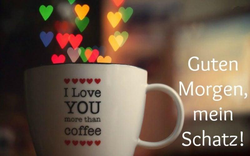 guten Morgen Bilder für Verliebte