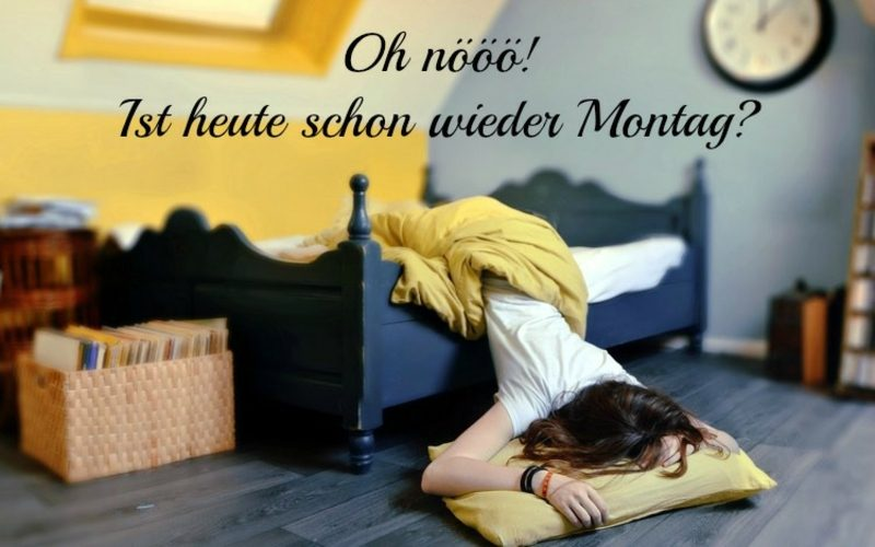 witzige guten Morgen Bilder Montag