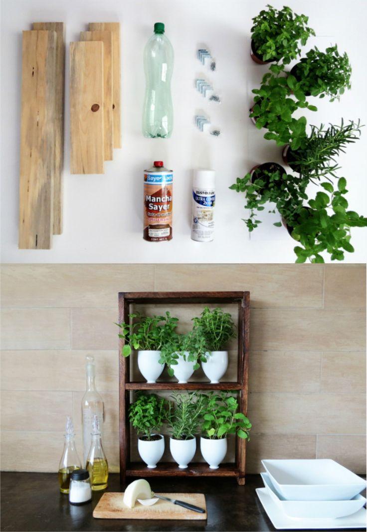 DIY Küchendeko: die 43 coolsten Ideen zum Nachmachen - DIY ...
