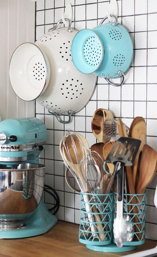 Küchendeko selber machen DIY ideen