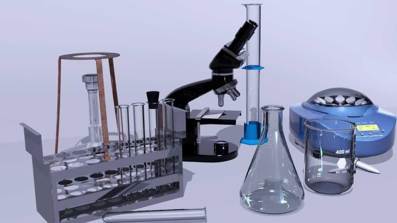 Giute Ausstattunng - gutes Labor