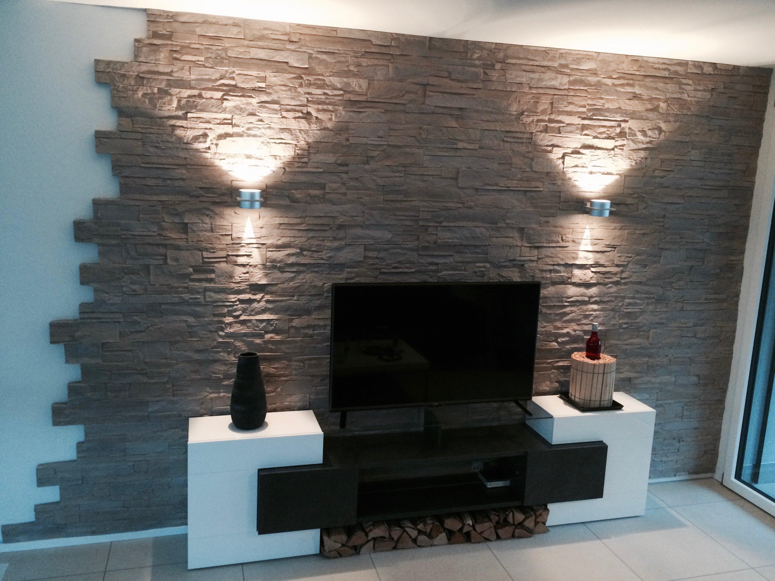 wohnzimmer kunst wandgestaltung, wandgestaltung wohnzimmer - 20 attraktive ideen für stilvolles, Design ideen