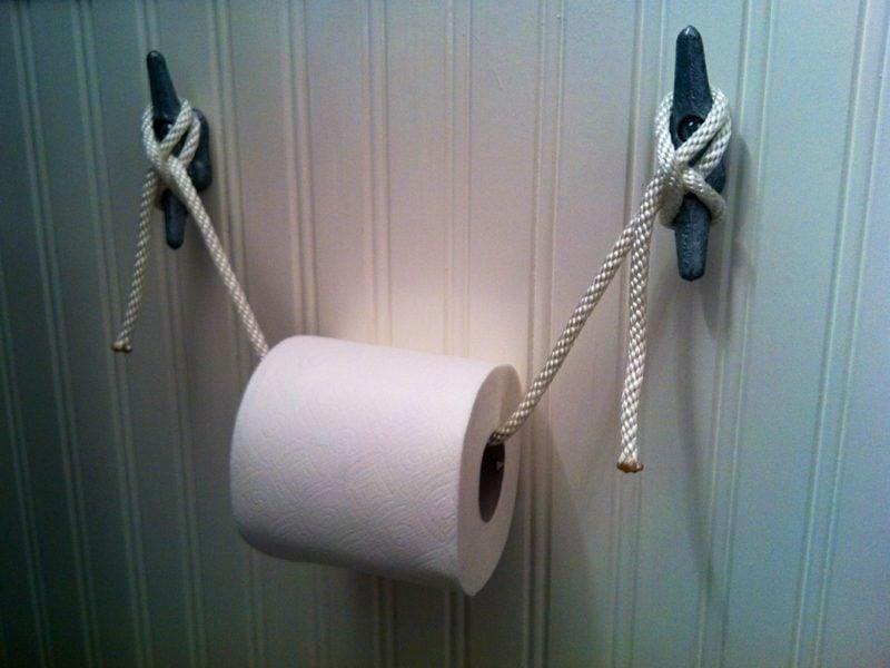 toilettenpapierhalter maritim design