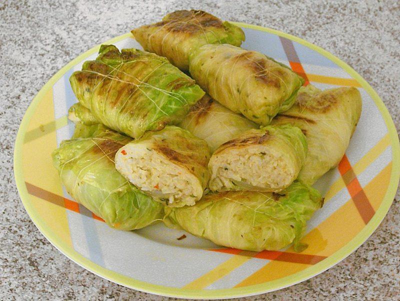 Almased Rezepte Kohlrouladen vegetarisch