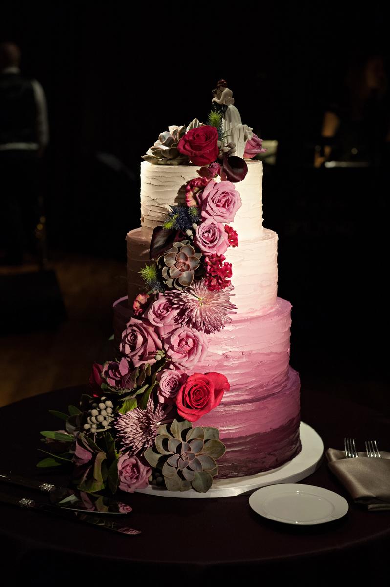 die perfekte Torte