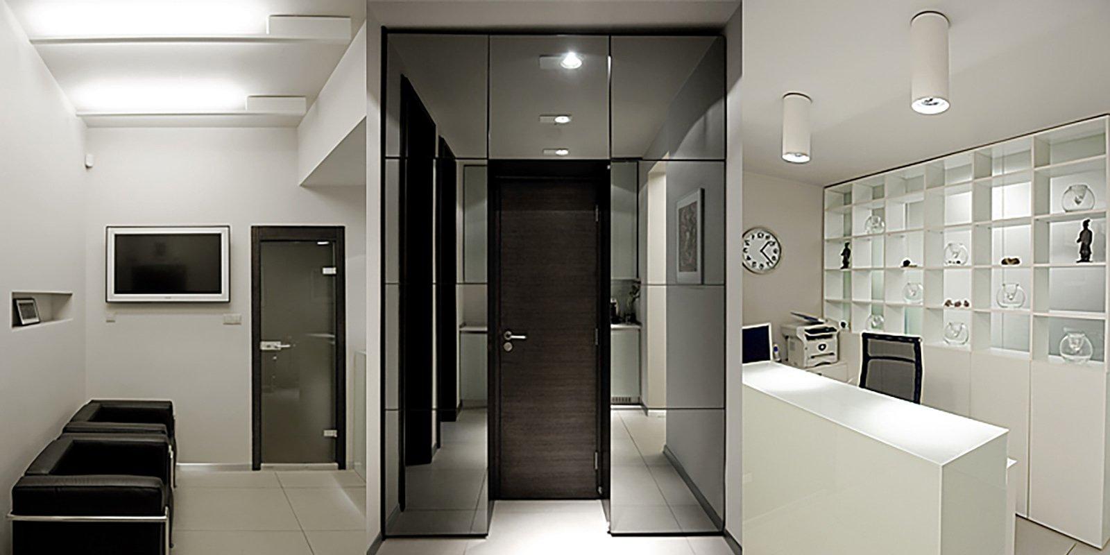 Indirekte Beleuchtung verleiht der Wohnung eine luxuriüse Note