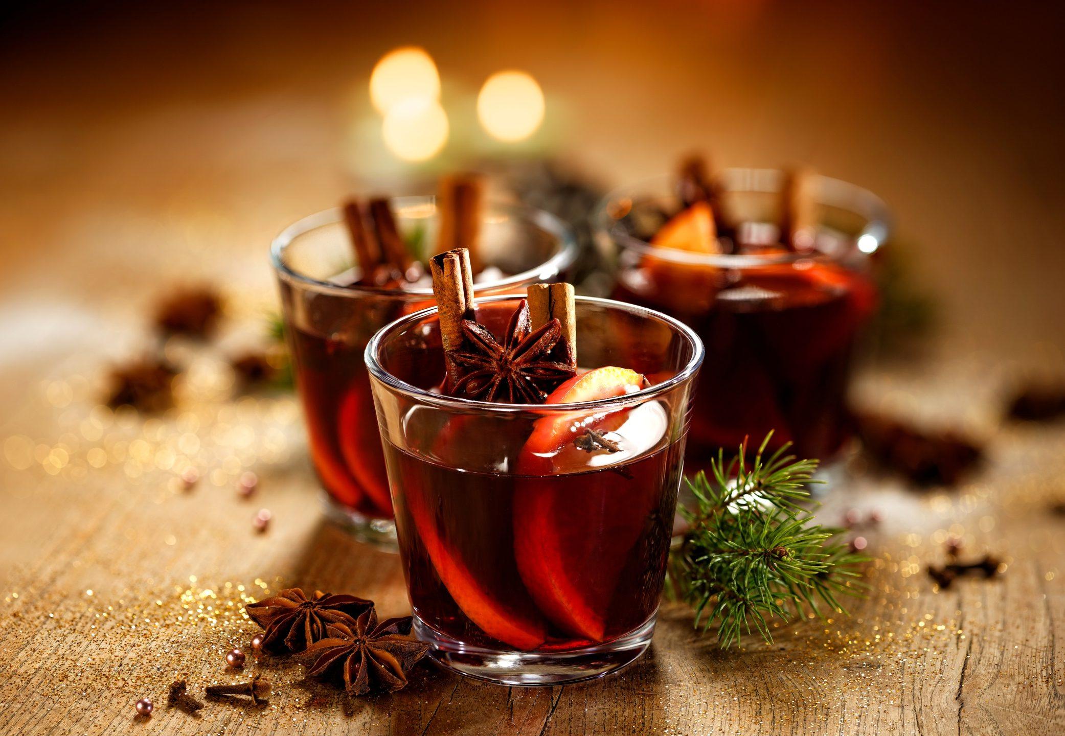 Glühwein am 1. Advent trinken