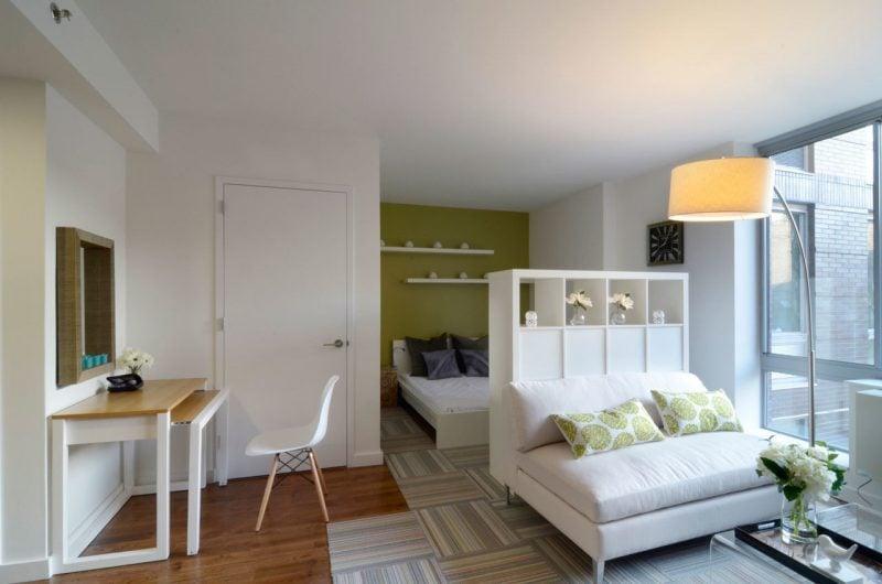 wie k nnen sie richtig eine 1 zimmer wohnung einrichten. Black Bedroom Furniture Sets. Home Design Ideas