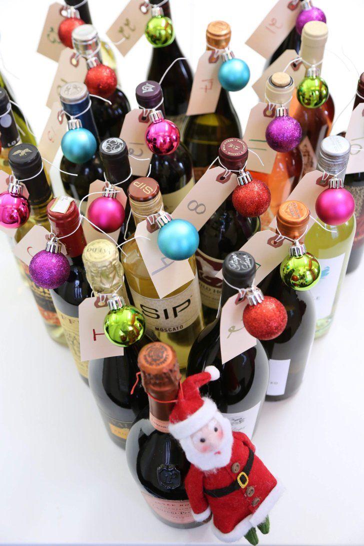 Adventskalender für Erwachsene - jeden Tag ein neues Getränk