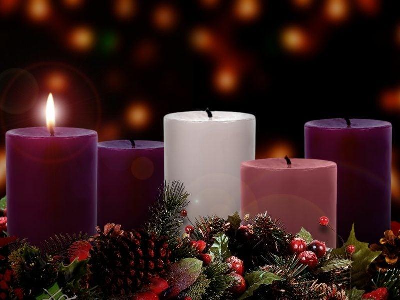 Adventssprüche und Gedichte Vorweihnachtszeit