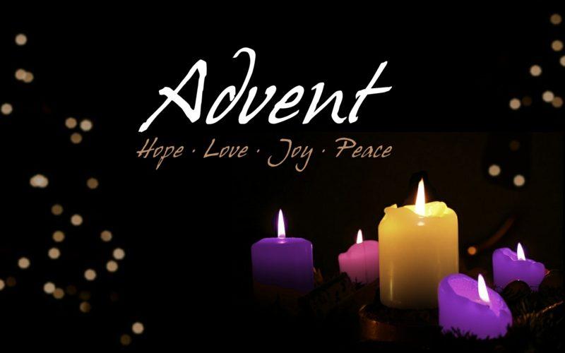 Adventssprüche Werte Liebe Hoffnung Frieden Freude