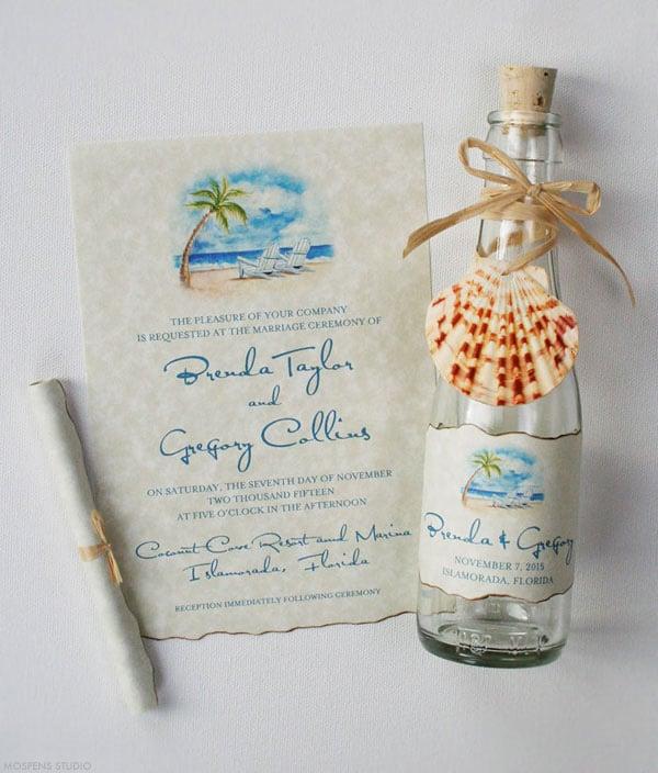 Hochzeit Einladungskarten kostenlos zum Ausdrucken