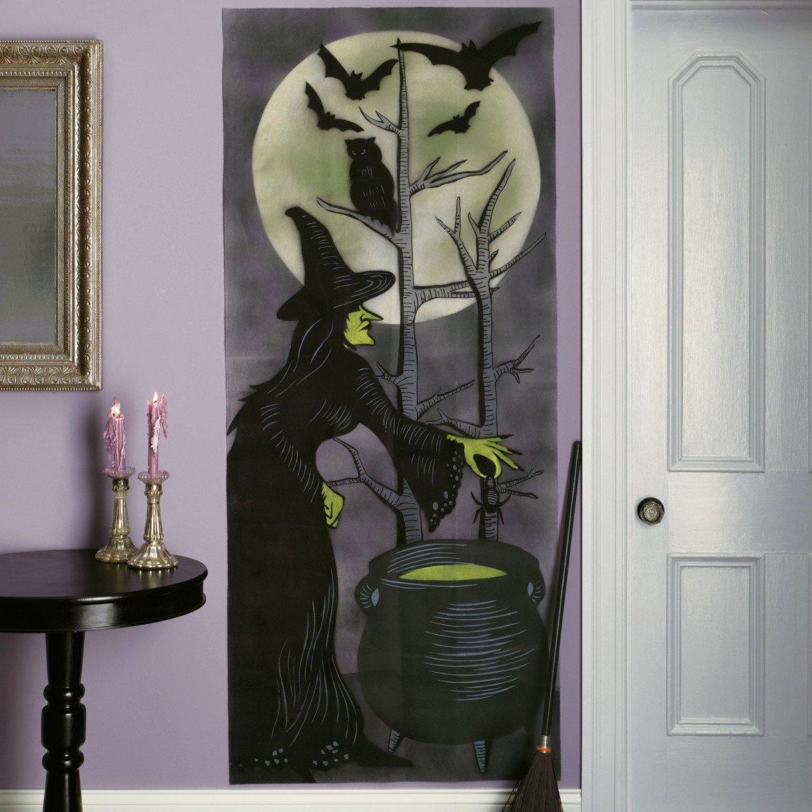 Cooler Deko-poster mit Halloween Thematik