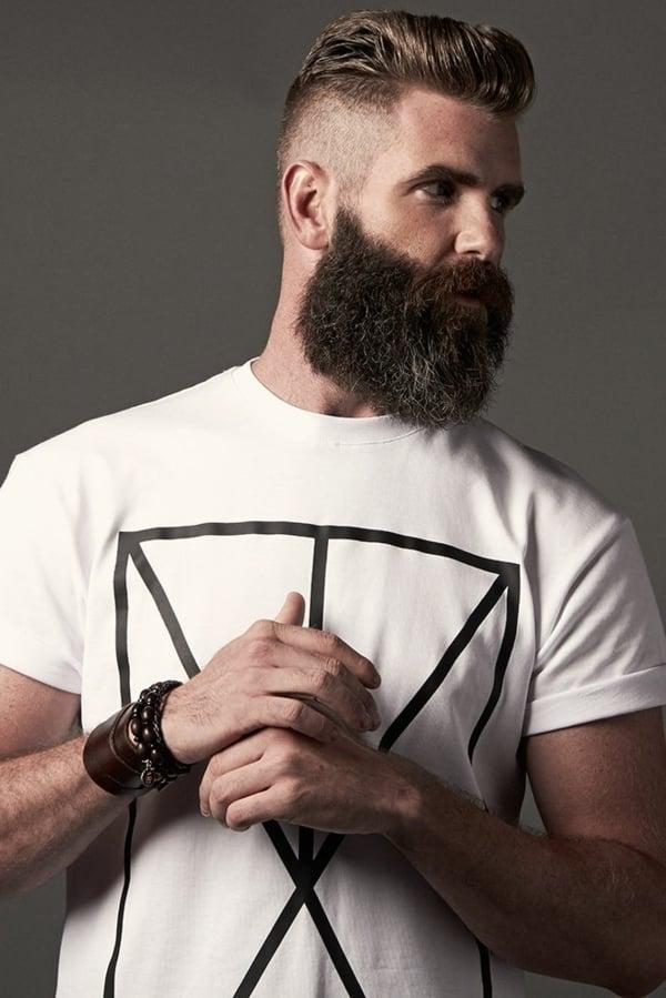 Volles Bart und volles Haar - eine haarige Geschichte