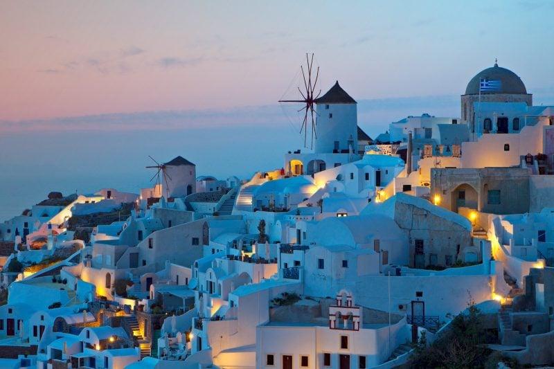 die schönsten Orte der Welt Kykladen Griechenland