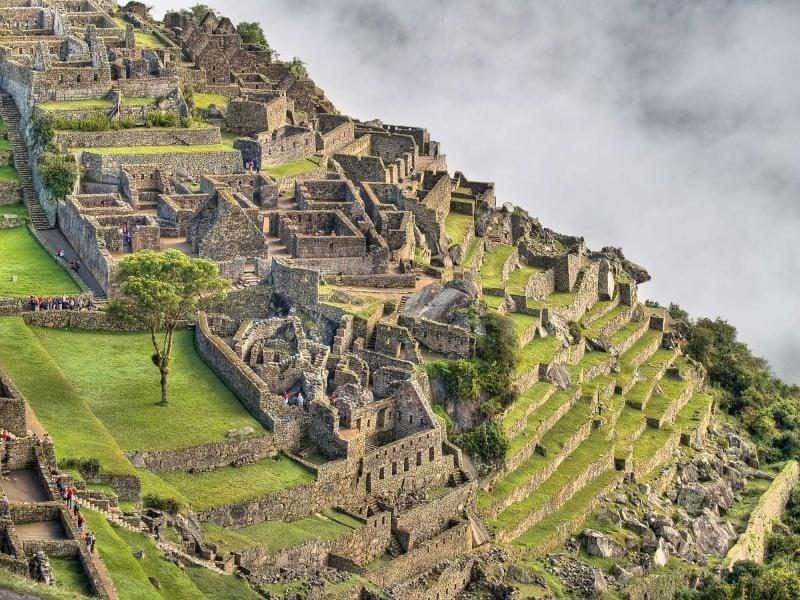 die schönsten Orte der Welt Machu Picchu Ruinen