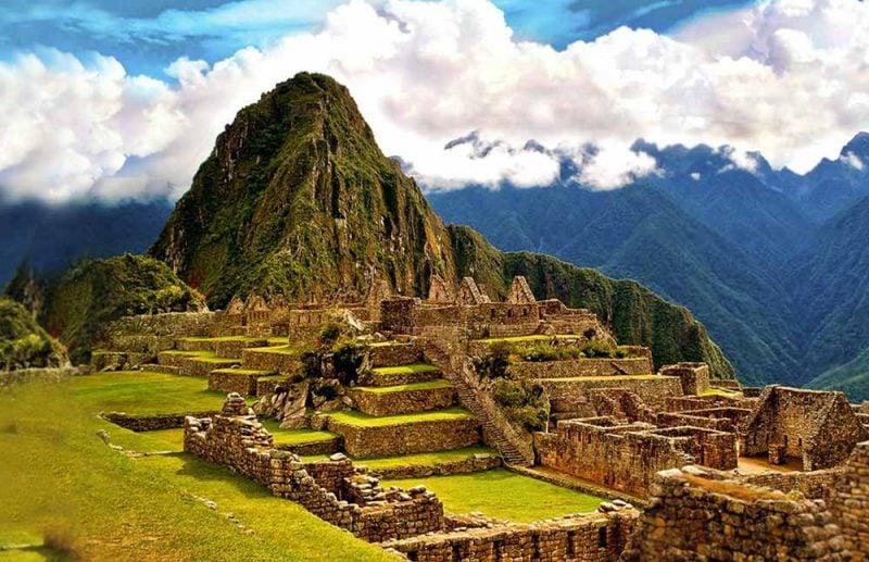die schönsten Orte der Welt Machu Pucchu Peru