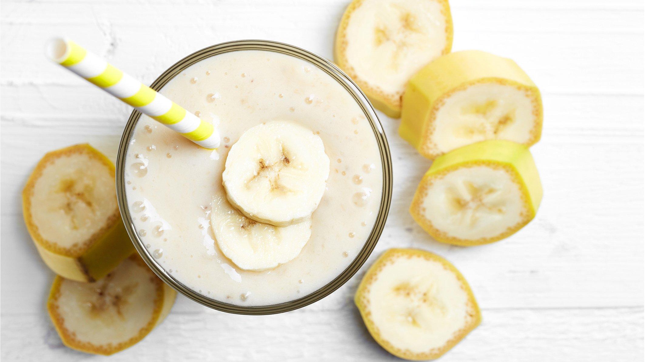 Nahrwerte Banane Energie Ausdauer Und Gute Laune Gesunde