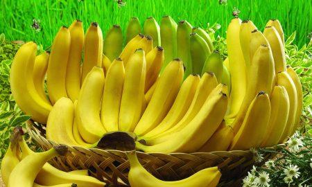 Nährwerte Banane-die gesunde Süßigkeit