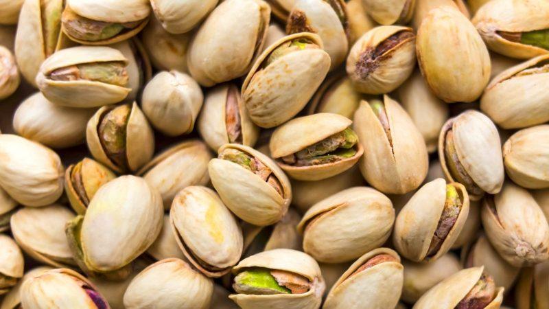 Pistazien gesund Kalorien Inhaltsstoffe