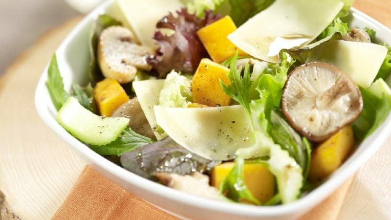 einfaches Abendessen Salate 3 gesunde Rezepte