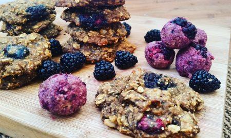 Vegan Plätzchen-Gesunde Kekse für Veganer