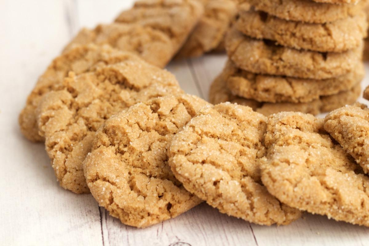Cookies nach einfacher Plätzchenteig Anleitung - vegan backen
