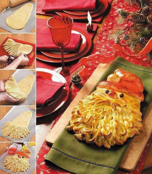 In der Weihnachtsbäckerei...riecht nach leckerem Brot