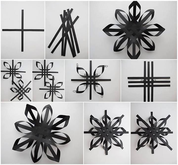weihnachtssterne basteln kreatives deko f r das sch nste fest bastelideen diy. Black Bedroom Furniture Sets. Home Design Ideas