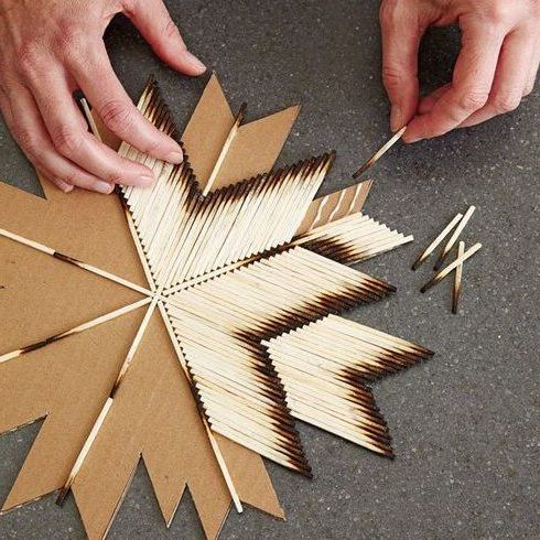 Weihnachtssterne Basteln Kreatives Deko Fur Das Schonste Fest