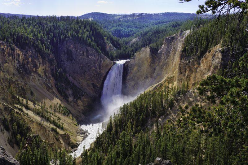 die schönsten Orte der Welt Yellowstone Nationalpark Firehole River