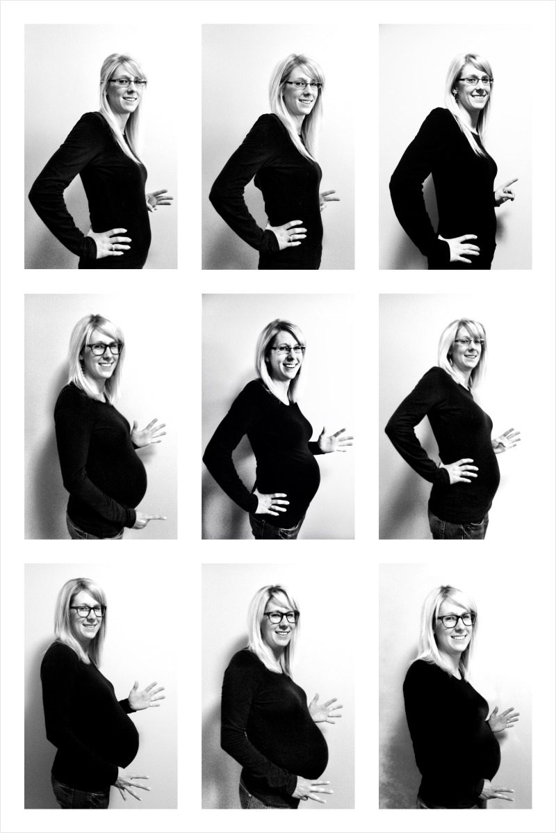 Babybauch Shooting Tag fuer Tag