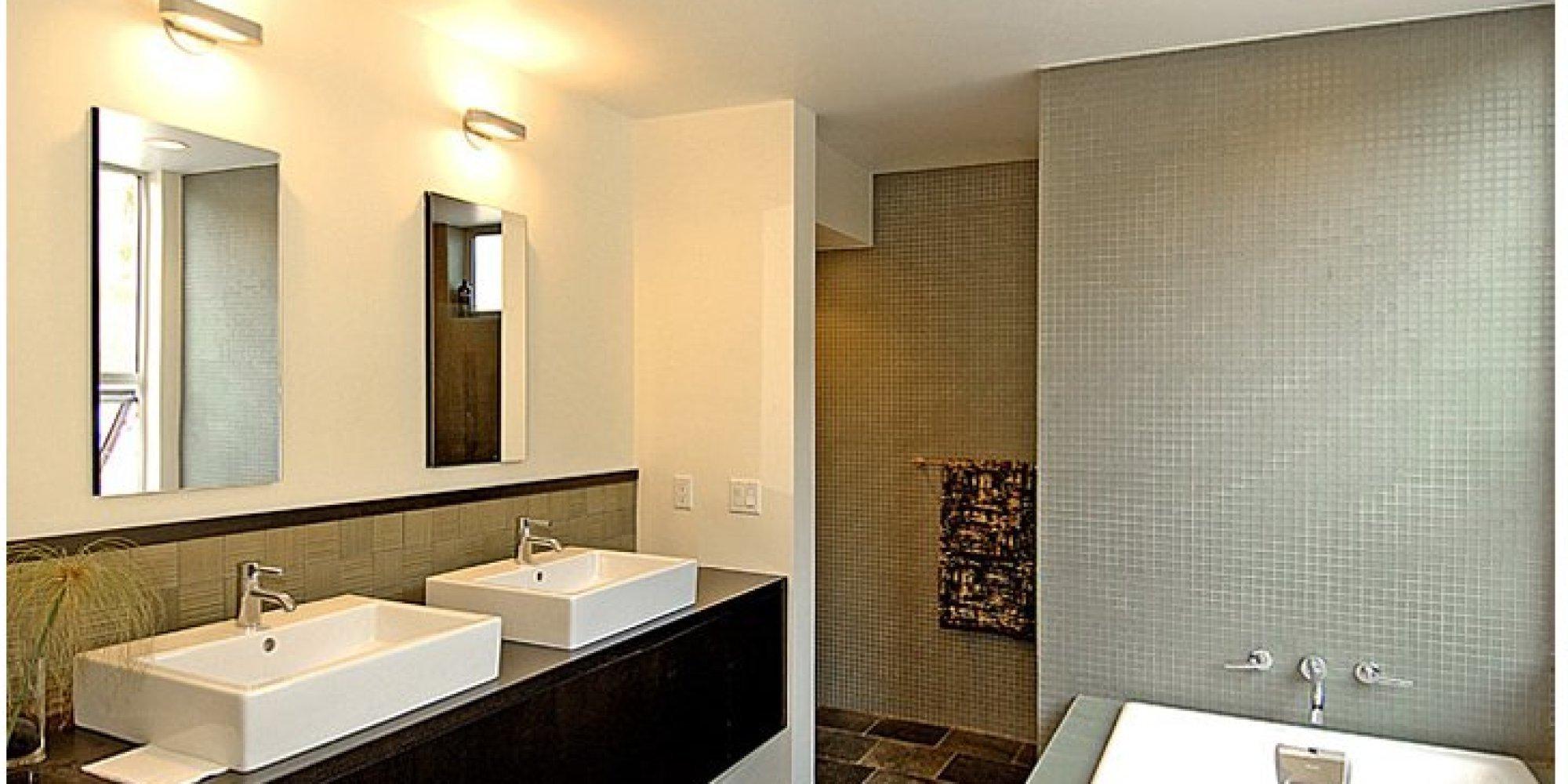 Mediterranen Badezimmer liegen sehr im Trend