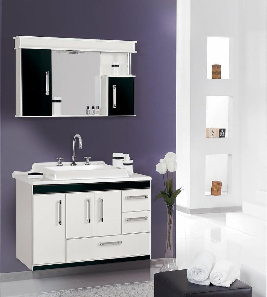 Ein Badezimmer mit Liebe zum Detail