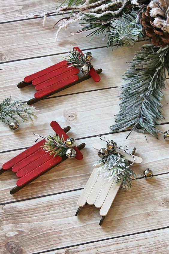Weihnachtsbastelideen