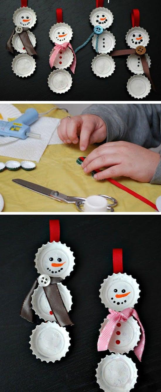 Anleitungen: Basteln mit 2jährigen Kindern für Weihnachten ...