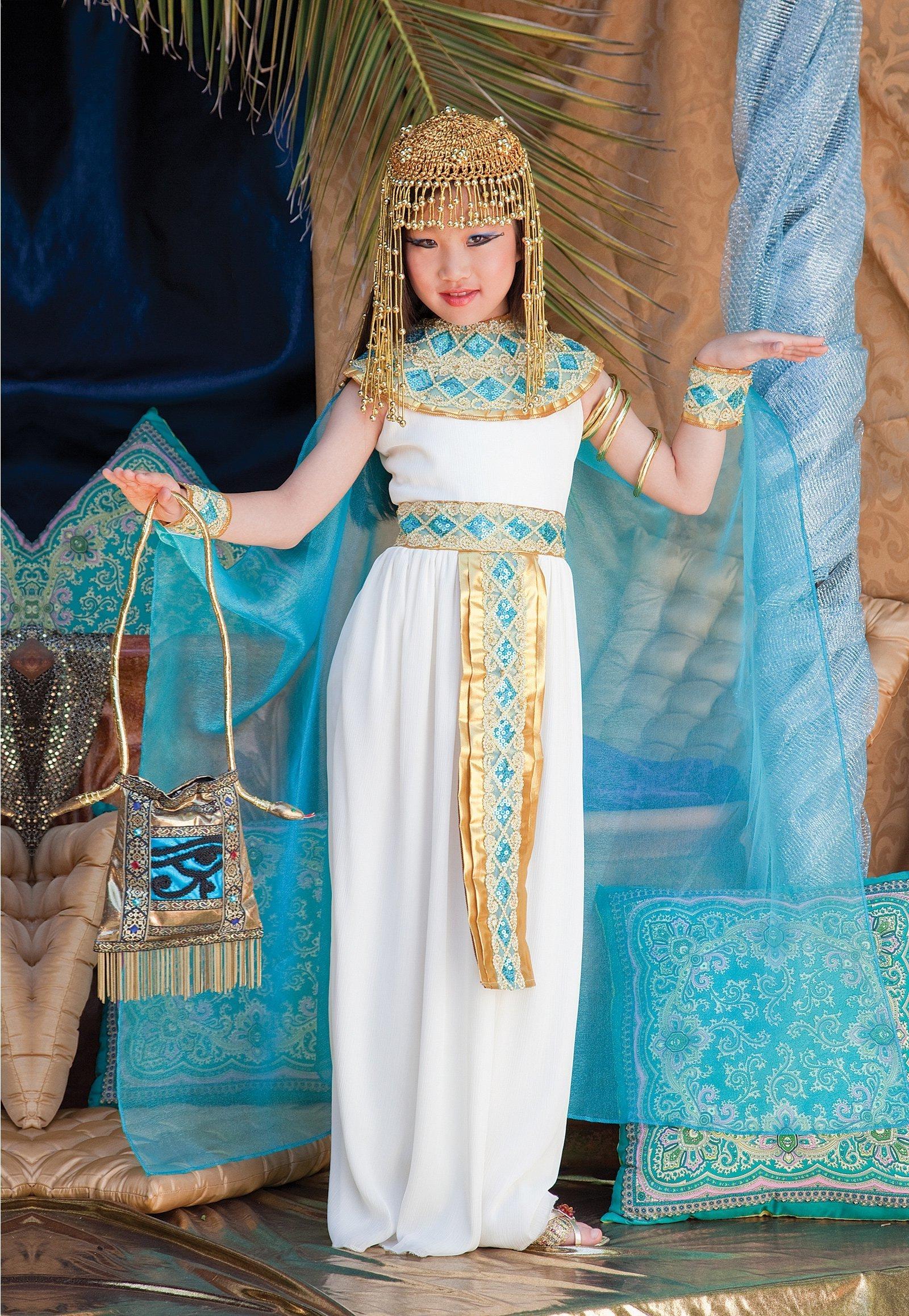 Cleopatra - Kostüm der egyptischen Prinzessin