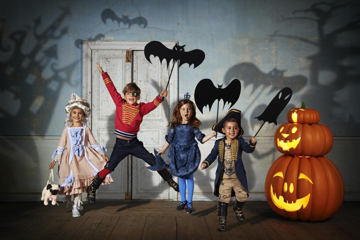 Halloween Konstüme Kinder-Tolle retro Kinderkostüme für Halloween